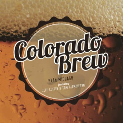 Photo of the cover art for the Colorado Brew CD