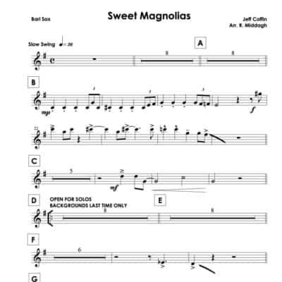 Sweet Magnolias Chart Thumbnail