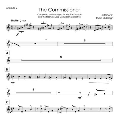 The Commissioner Chart Thumbnail
